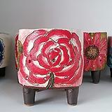 민들레수제화분0634 Handmade Flower pot