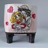 민들레수제화분0637 Handmade Flower pot
