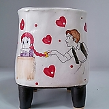 민들레수제화분0639 Handmade Flower pot