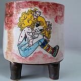 민들레수제화분0641 Handmade Flower pot