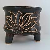 민들레수제화분0649 Handmade Flower pot