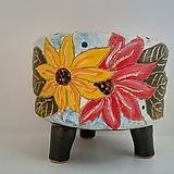민들레수제화분0650 Handmade Flower pot