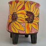민들레수제화분0651 Handmade Flower pot