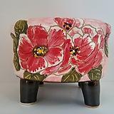 민들레수제화분0653 Handmade Flower pot