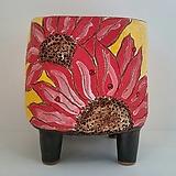 민들레수제화분0655 Handmade Flower pot