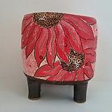 민들레수제화분0656 Handmade Flower pot