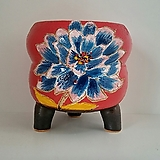 민들레수제화분0658 Handmade Flower pot
