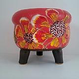 민들레수제화분0659 Handmade Flower pot