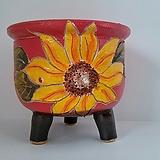 민들레수제화분0660 Handmade Flower pot