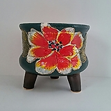 민들레수제화분0661 Handmade Flower pot