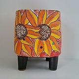 민들레수제화분0663 Handmade Flower pot
