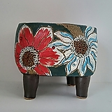 민들레수제화분0666 Handmade Flower pot
