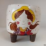민들레수제화분0667 Handmade Flower pot