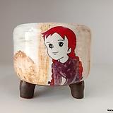 민들레수제화분0682 Handmade Flower pot