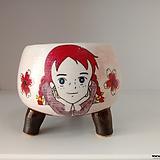 민들레수제화분0683 Handmade Flower pot