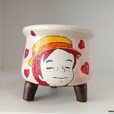 민들레수제화분0685 Handmade Flower pot