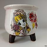 민들레수제화분0686 Handmade Flower pot