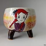 민들레수제화분0693 Handmade Flower pot