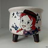 민들레수제화분694 Handmade Flower pot
