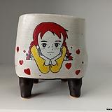 민들레수제화분0698 Handmade Flower pot