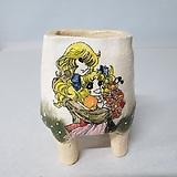 소담수제화분  (안쪽약간갈라짐)|Handmade Flower pot