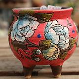 흙이야기수제화분50|Handmade Flower pot