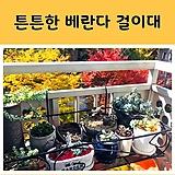 베란다걸이대 다육이걸이대 (중) (특대)|