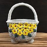 대사이즈 국산수제화분-7418|Handmade Flower pot