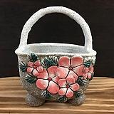 대사이즈 국산수제화분-7419|Handmade Flower pot