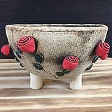 국산수제화분-8139|Handmade Flower pot