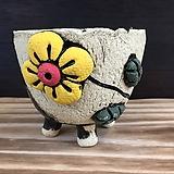 중사이즈 국산수제화분-8187|Handmade Flower pot