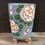 대사이즈 국산수제화분-6651|Handmade Flower pot