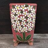 대사이즈 국산수제화분-6652|Handmade Flower pot