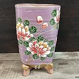 대사이즈 국산수제화분-6653|Handmade Flower pot
