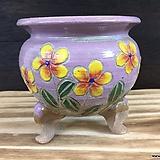 국산수제화분-7667|Handmade Flower pot