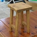 원목의자(선반)|
