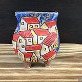 수입수제화분-8332 (랜덤발송)|Handmade Flower pot