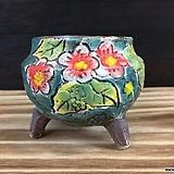 수입수제화분-8333 (랜덤발송)|Handmade Flower pot