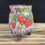 수입수제화분-8334 (랜덤발송)|Handmade Flower pot