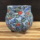 수입수제화분-8337 (랜덤발송)|Handmade Flower pot