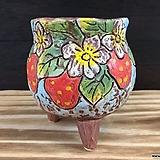 수입수제화분-8338 (랜덤발송)|Handmade Flower pot