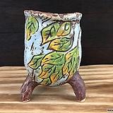 수입수제화분-8339 (랜덤발송)|Handmade Flower pot