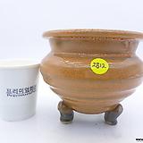 수제화분(반값특가) 2812|Handmade Flower pot