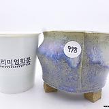 수제화분(반값특가) 998|Handmade Flower pot