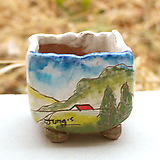 수제화분#35636|Handmade Flower pot