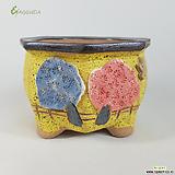 국산수제화분-182706|Handmade Flower pot