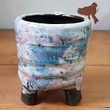 소호수제분3859 Handmade Flower pot