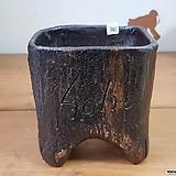 소호수제분3861 Handmade Flower pot