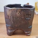 소호수제분3862 Handmade Flower pot