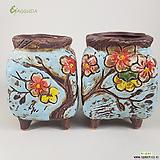 고급수제화분수입(1개가격)-015716|Handmade Flower pot